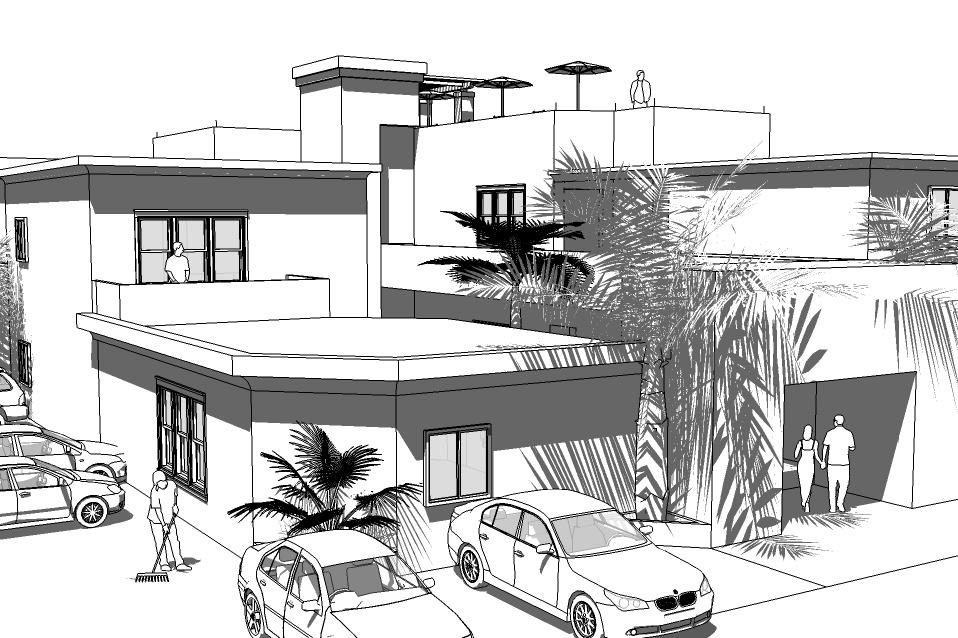 Basic Architectural Drawings Depas 3 Penasco